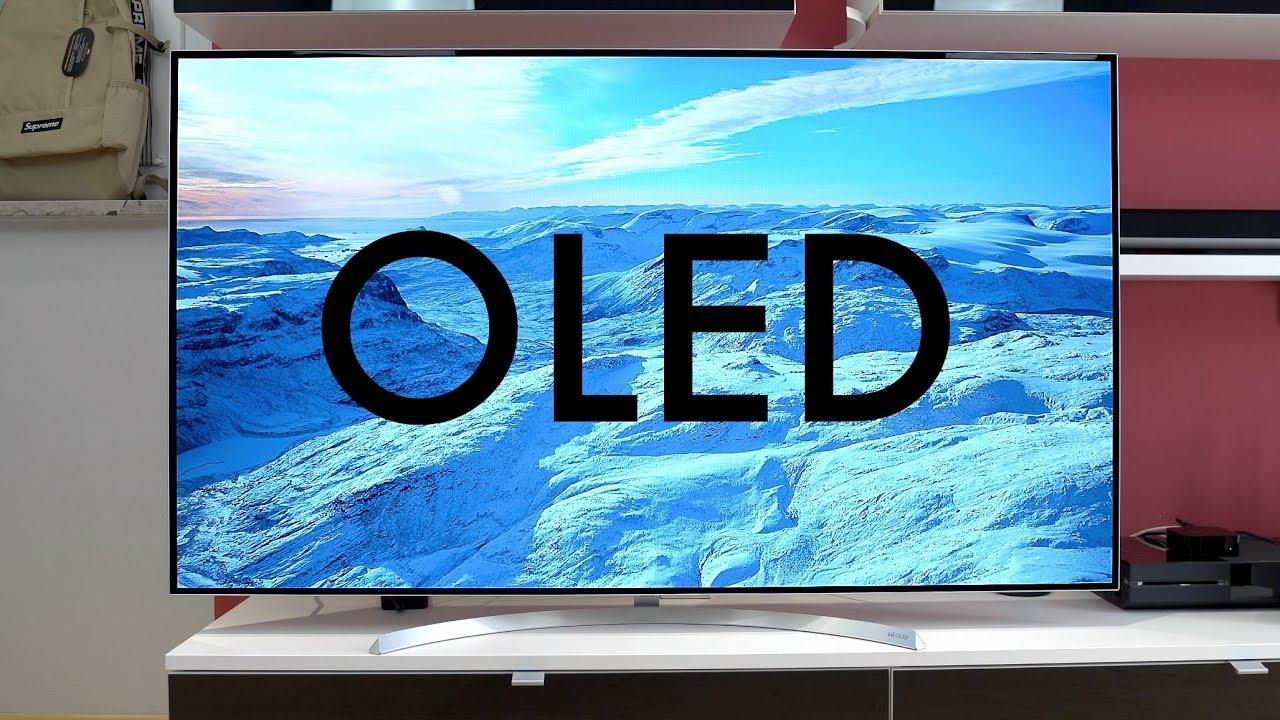 lohnt sich ein oled fernseher lg oled65b7d review. Black Bedroom Furniture Sets. Home Design Ideas