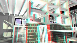 Permis de construire - maison individuelle - Loft 3D - Relief