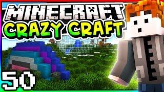 Minecraft: Crazy Craft 3.0 - Episode 50 - 50 PANDORAS BOXES