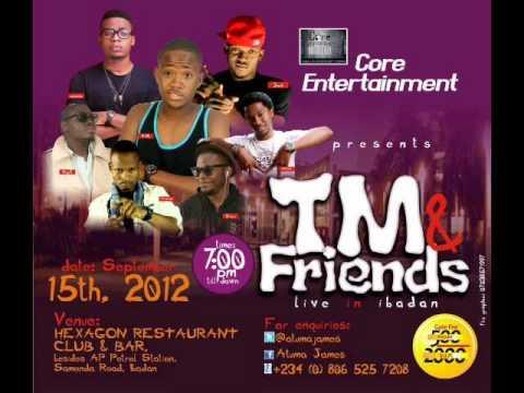 TM & Friends live in IB City ft  Olamide, Tustep, Joe-El, Minjin, BigJ5, T.M , D'Ace