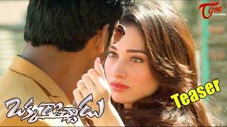 Okkadochadu Movie Teaser  Vishal, Tamanna  #okkadochadu