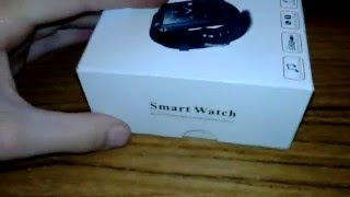 smart watch u9 review