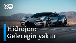 Hidrojen teknolojisi I Almanya'nın dünyada bir numara olmak istediği teknoloji - DW Türkçe
