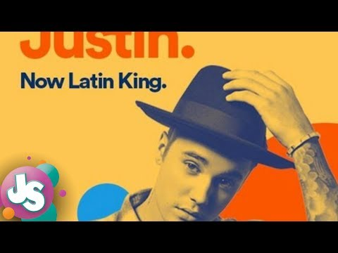 Spotify Pulls Justin Bieber 'Latin King' Ads After Heavy Criticism -JS