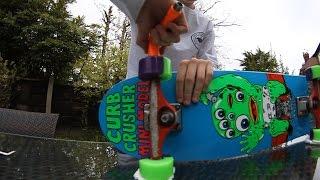Skateboard Cruiser Setup!