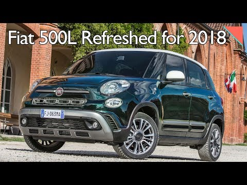 2018 Fiat 500L, Why Ford Wanted New CEO - Autoline Daily 2115
