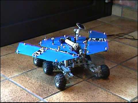 Lego Mindstorms Mars Exploration Rover Youtube