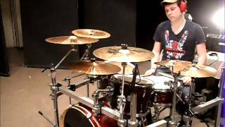 Lifehouse - Hanging By A Moment. (Drum Cover)