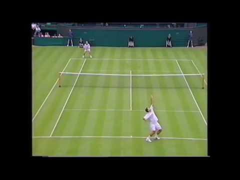 Sampras vs Reneberg, I turno Wimbledon 1996: come si risponde