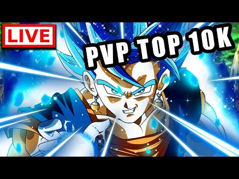 🔴 INVOCATIONS et PVP pour le TOP 10K DRAGON BALL LEGENDS