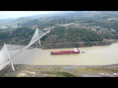 Nuevo canal de Panamá estará listo en 2016