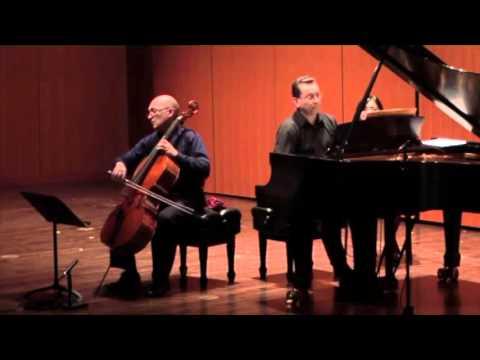 Prokofiev Sonata Op.119, II and III movements