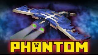 A Verdadeira História do Fantasma (Phantom) do Minecraft! O Melhor Vídeo!