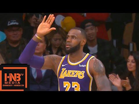 Los Angeles Lakers vs Dallas Mavericks 1st Half Highlights | 10.31.2018, NBA Season