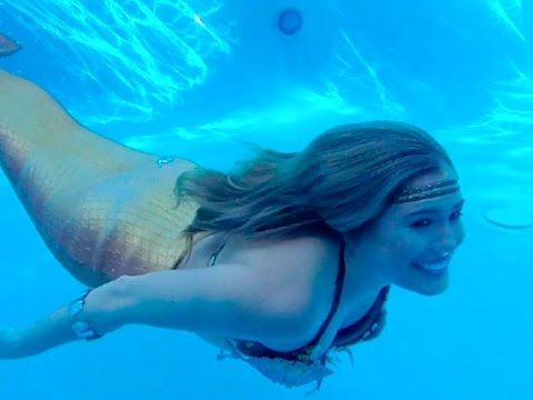 3 Steps to Become a Real Mermaid