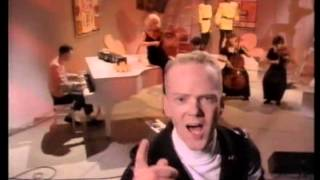 THE COMMUNARDS VIDEO SINGLES-YOU ARE MY WORLD