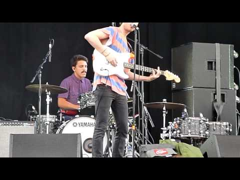 hockey - song away - isle of wight 2010