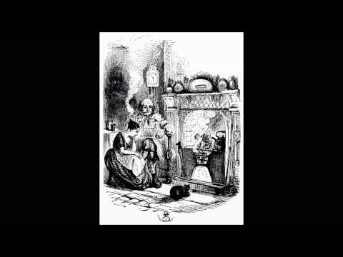 The Cricket on the Hearth by Charles Dickens (Christmas Audi