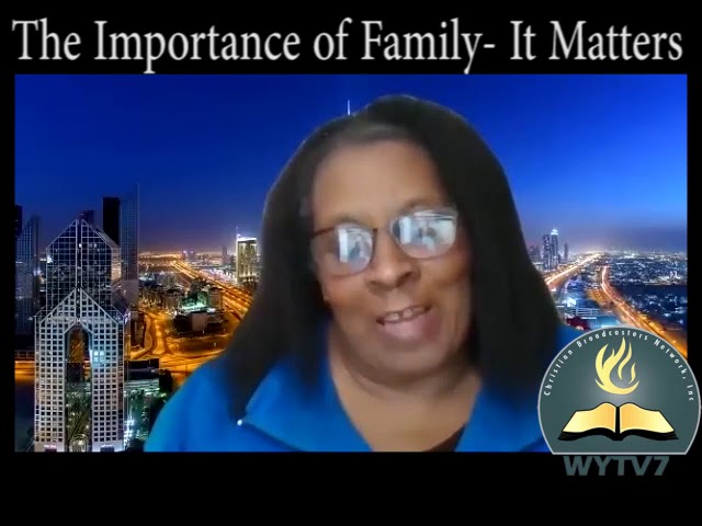 WYTV7 A Place Called Through: The Importance of Family  It Matters