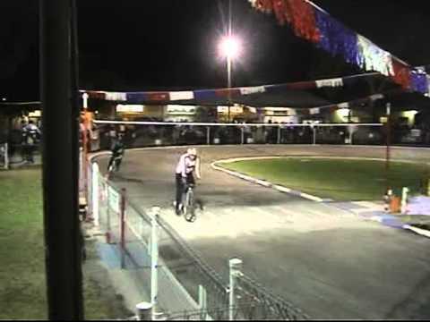 Cycle Speedway Senior Test Match No2 Poland v Australia--2013---correct vision