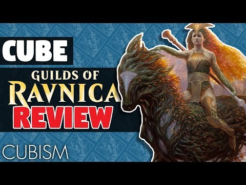Cubism: Guilds of Ravnica Cube Review
