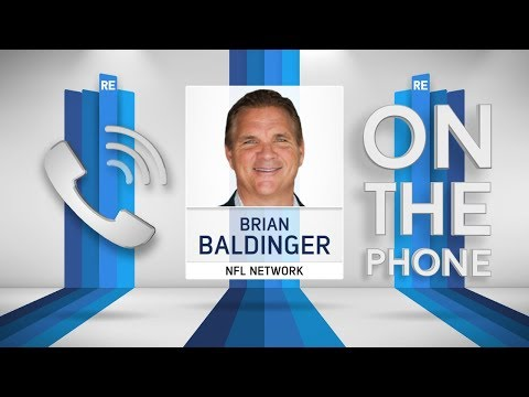 NFL Network's Brian Baldinger Talks Brees, Packers, Pats & More w/Rich Eisen | Full Interview
