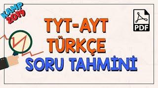 TYT-AYT Türkçe Konu Analizi