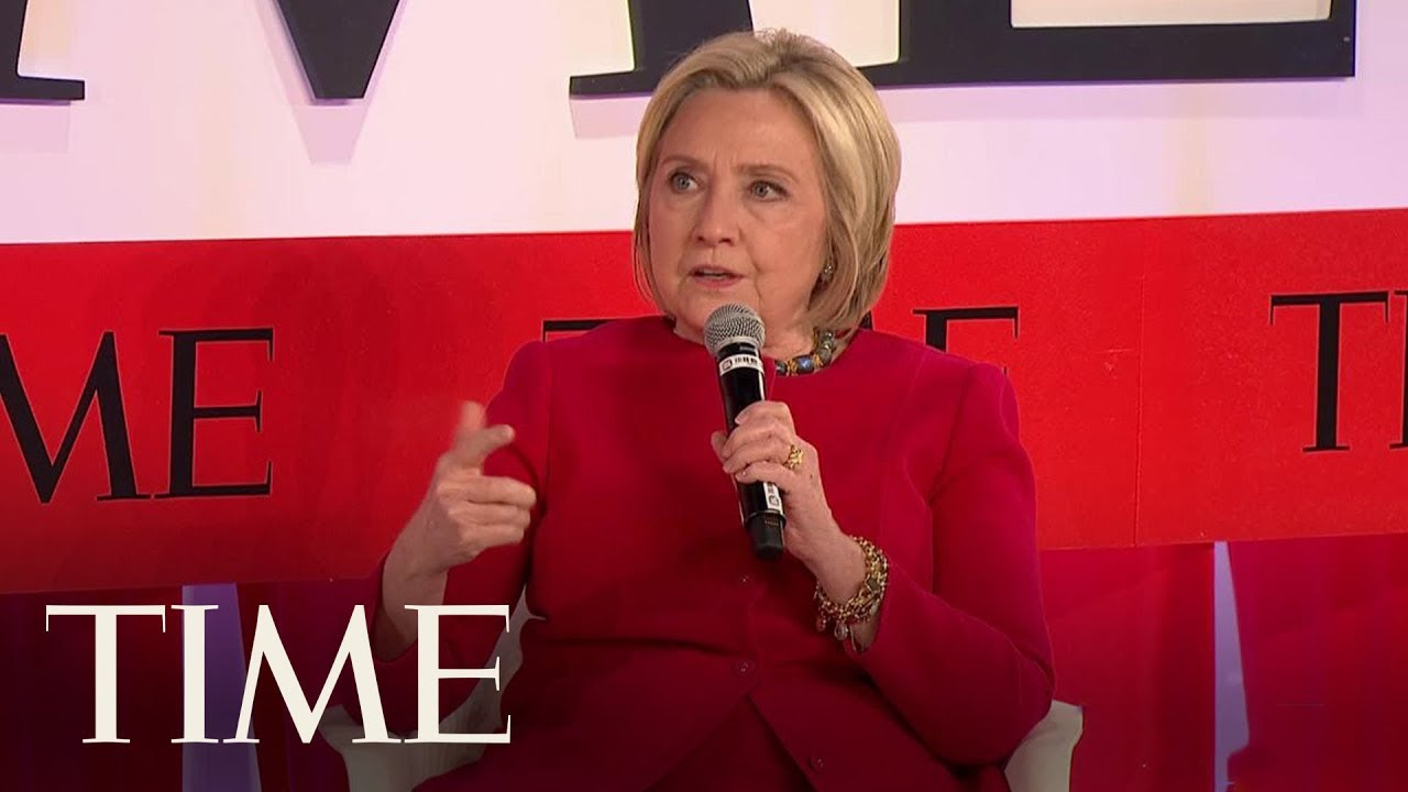Hillary Clinton Shares Her Thoughts On Trump & Robert Mueller's Report | TIME 100 | TIME