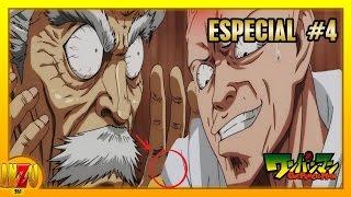 ONE PUNCH MAN ESPECIAL 4 CURIOSIDADES Y ERRORES PARTE 4 REVIEW  | ANZU361