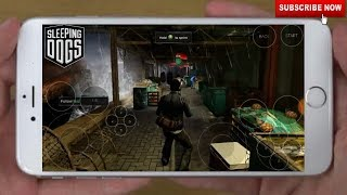 Sleeping Dogs - How to play pc game for android