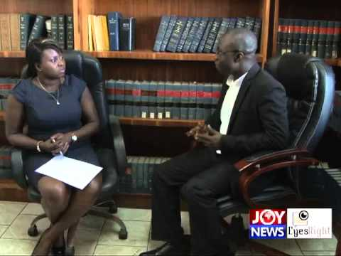 Eyes Right - Joy News (8-12-14)