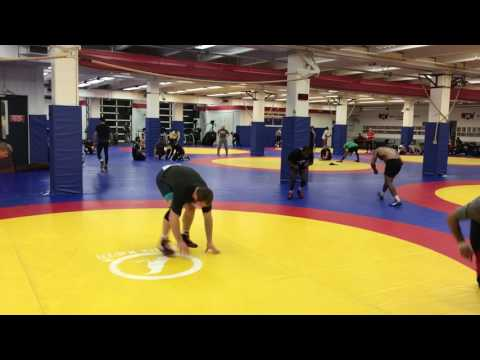 Stance and Motion Drill - Pennsylvania RTC