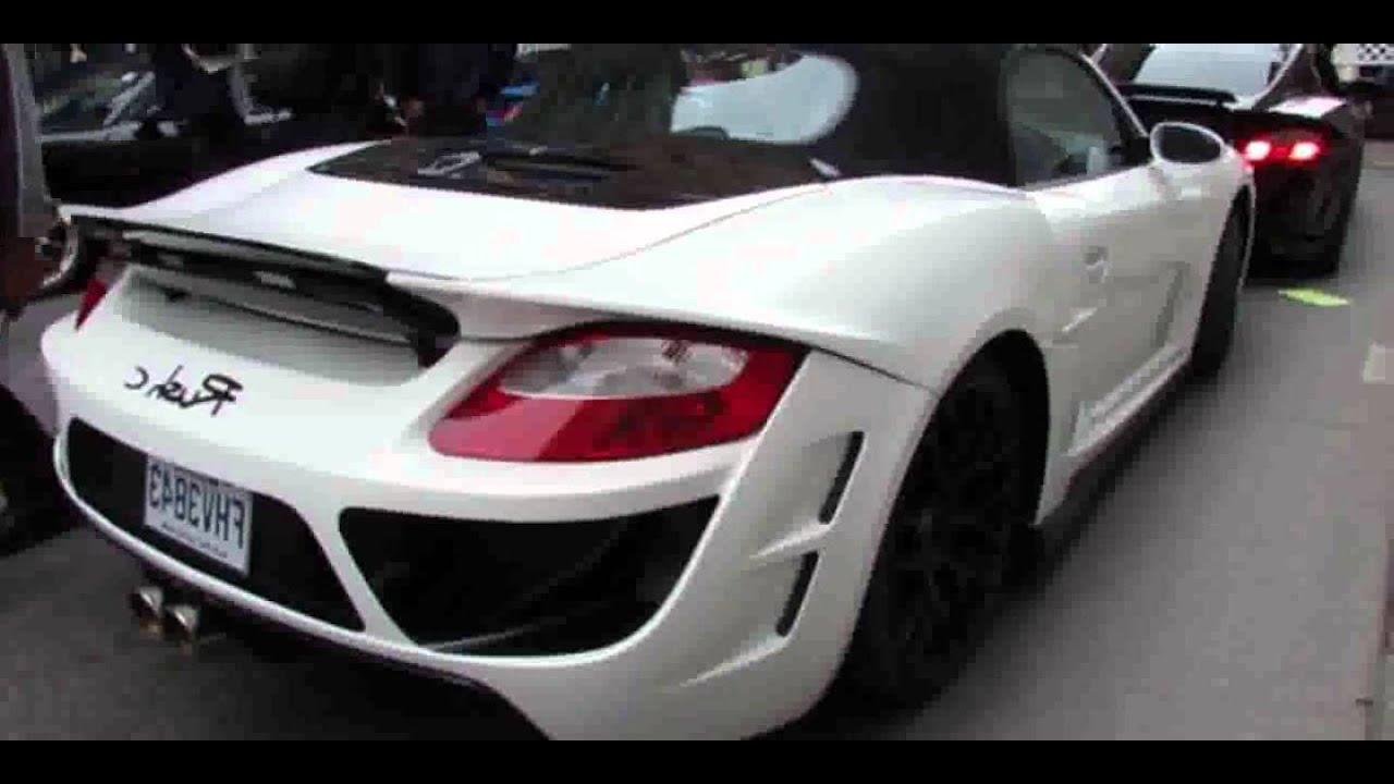 2013 porsche boxster rush c by anibal automotive design youtube rh youtube com Porsche Boxster Cdc-3 Manual 2013 Porsche Boxster Owner's Manual