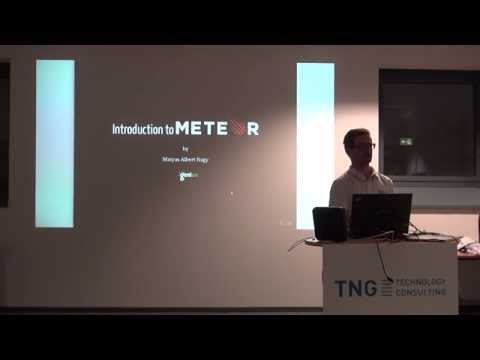 Matyas Albert Nagy - Introduction to Meteor