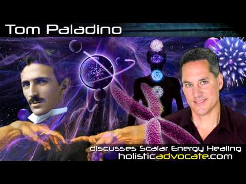 Humanitarian and Inventor on Scalar Energy Healing   Tom Paladino is interviewed