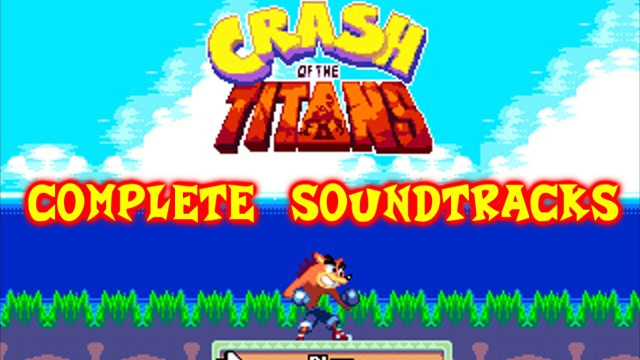 CRASH OF THE TITANS JAVA - COMPLATE SOUNDTRACK