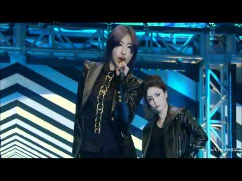 111225  2NE1 - I AM THE BEST @ 2011 Seoul Tokyo Music Festival