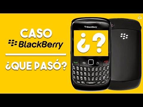 📱 De lo más Alto a lo más Bajo | Caso Blackberry