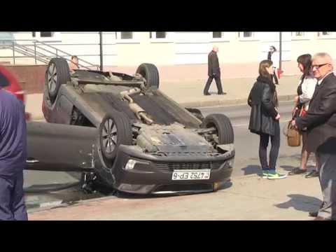 Жуткая авария в Могилёве