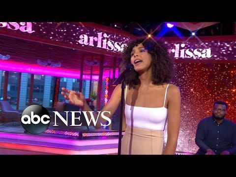 Watch singer-songwriter Arlissa perform 'We Won't Move'