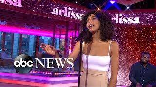 Gambar cover Watch singer-songwriter Arlissa perform 'We Won't Move'