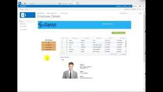 This video demonstrates the forms created using claysys appforms. example is to demonstrate management of employee records. user will be able to...