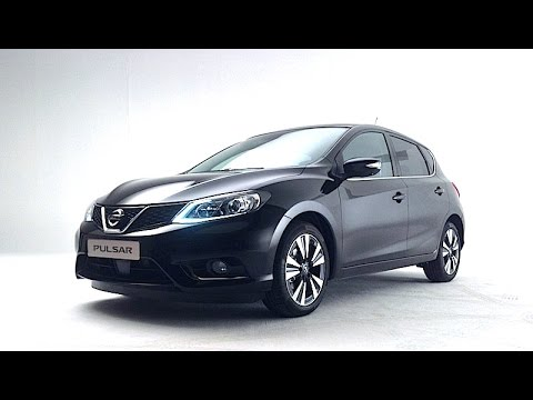 2015 nissan pulsar 1 5 dci tekna revue de d tail youtube. Black Bedroom Furniture Sets. Home Design Ideas