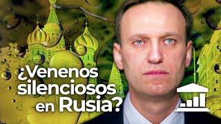 PUTIN y el uso del VENENO en la POLÍTICA RUSA - VisualPolitik