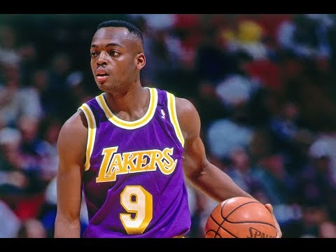 a52edf16db38 Lakers Retro Player  Nick Van Exel - WorldNews