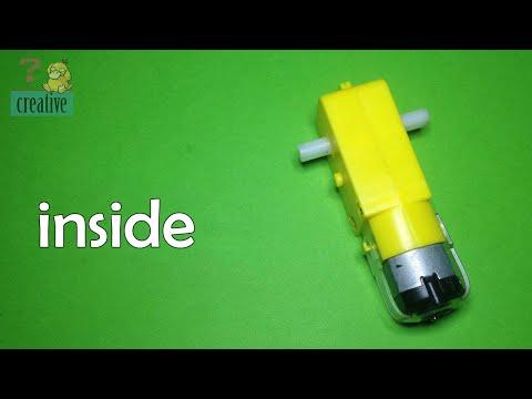 Inside - Speed Motor Reducer