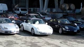 Pimania Club - Raduno Porsche di Rivombrosa 2015