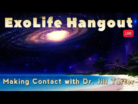 Making Contact with Dr. Jill Tarter