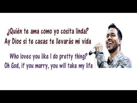 Aventura - La Boda Lyrics English and Spanish - Translation & Meaning - Letras en ingles