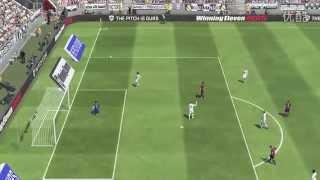 PES 2015 Real Madrid VS Barcelona